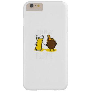 Capa Barely There Para iPhone 6 Plus A hora de obter regou a acção de graças de Turquia