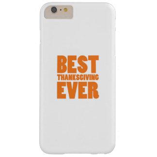 Capa Barely There Para iPhone 6 Plus A melhor camisa do presente da acção de graças