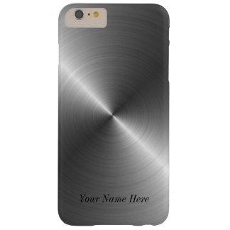 Capa Barely There Para iPhone 6 Plus Adicione seu caso de aço conhecido do iPhone 7 do