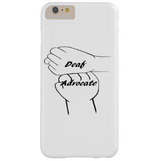 Capa Barely There Para iPhone 6 Plus Advogado surdo