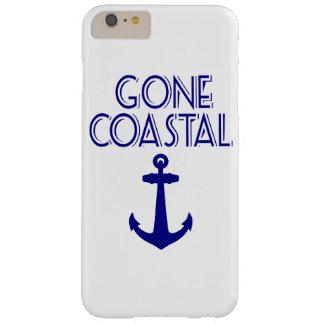 Capa Barely There Para iPhone 6 Plus Âncora litoral ida dos azuis marinhos