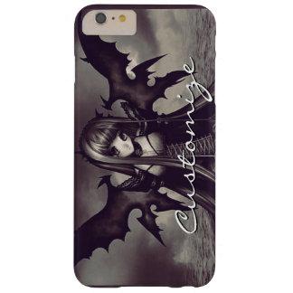 Capa Barely There Para iPhone 6 Plus Anime feericamente escuro do gótico