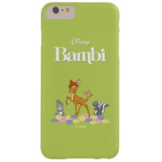 Capa Barely There Para iPhone 6 Plus Bambi & amigos