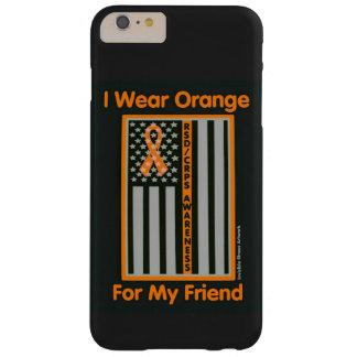 Capa Barely There Para iPhone 6 Plus Bandeira/amigo… RSD/CRPS