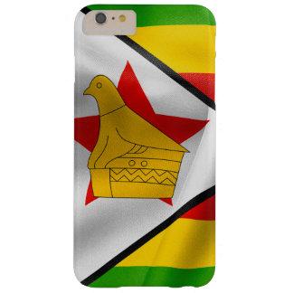 Capa Barely There Para iPhone 6 Plus Bandeira de Zimbabwe