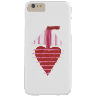 Capa Barely There Para iPhone 6 Plus Barco IPhone 6/6s de Loveheart mais o caso