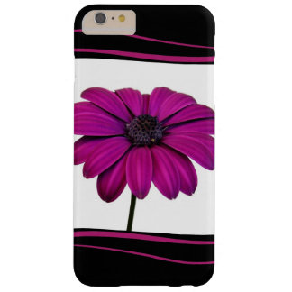 Capa Barely There Para iPhone 6 Plus Beautiful Pink Daisy Flower