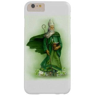 Capa Barely There Para iPhone 6 Plus Bishop Prover de pessoal Cruz dos trevos de St