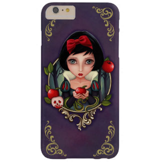 Capa Barely There Para iPhone 6 Plus Branco da neve