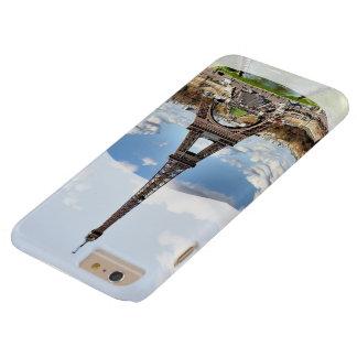 Capa Barely There Para iPhone 6 Plus Caixa da torre Eiffel (iPhone 6/6s mais)