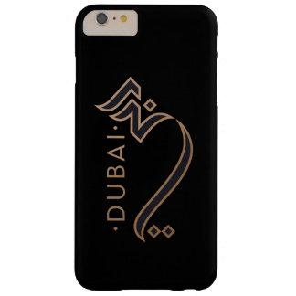 Capa Barely There Para iPhone 6 Plus caligrafia árabe moderna - Dubai