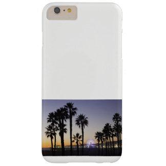 Capa Barely There Para iPhone 6 Plus Caso de Iphone 6 (palmas)