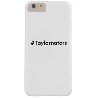 Capa Barely There Para iPhone 6 Plus caso dos #Taylornators do iPhone 6/6s
