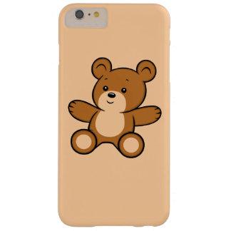 Capa Barely There Para iPhone 6 Plus Caso positivo do iPhone 6 do urso de ursinho dos