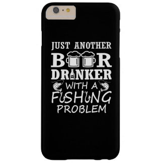 Capa Barely There Para iPhone 6 Plus Cerveja e pesca
