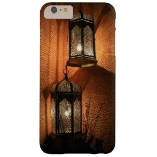 Capa Barely There Para iPhone 6 Plus Cobrir do telefone - lanternas
