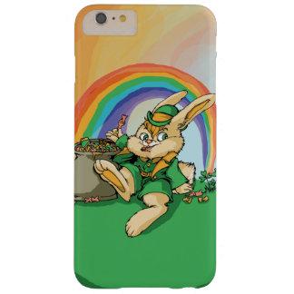Capa Barely There Para iPhone 6 Plus Coelho pequeno engraçado de Patrick de santo