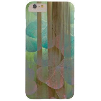 Capa Barely There Para iPhone 6 Plus Colagem de Oxalis e de árvores | Seabeck, WA