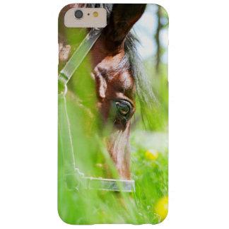 Capa Barely There Para iPhone 6 Plus coleção do cavalo. primavera