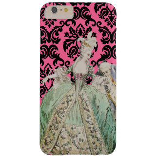 Capa Barely There Para iPhone 6 Plus COR da MUDANÇA de Marie Antoinette -