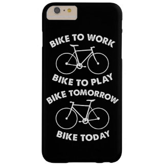 Capa Barely There Para iPhone 6 Plus Da bicicleta ciclismo legal para sempre -