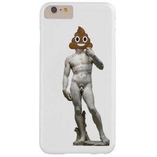 Capa Barely There Para iPhone 6 Plus David por Michalangelo com tombadilho feliz