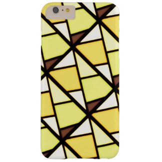 Capa Barely There Para iPhone 6 Plus Design amarelo da arte