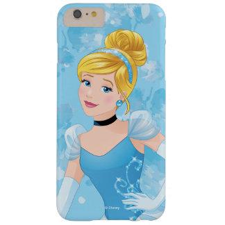 Capa Barely There Para iPhone 6 Plus Deslizador faltante de Cinderella |