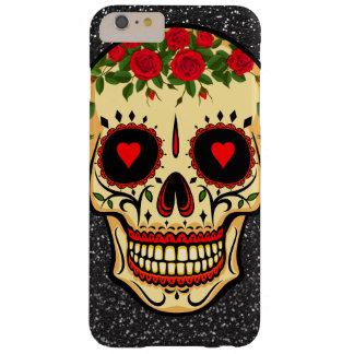 Capa Barely There Para iPhone 6 Plus Dia dos corações e das flores inoperantes do