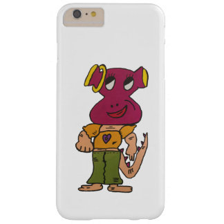 Capa Barely There Para iPhone 6 Plus DragonAngle