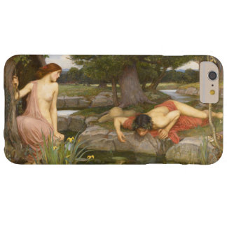 Capa Barely There Para iPhone 6 Plus Eco e narciso pelo Waterhouse