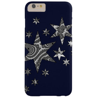 Capa Barely There Para iPhone 6 Plus Estrelas da fantasia 3 D