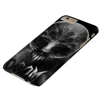 Capa Barely There Para iPhone 6 Plus Eu sou crânio do Fractal da desgraça