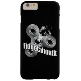 Capa Barely There Para iPhone 6 Plus Fidgetaboutit! Girador de fumo da inquietação