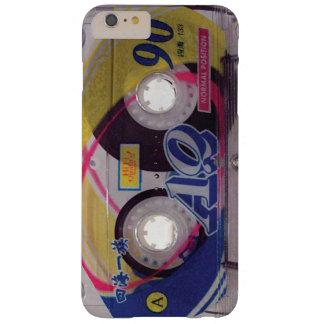 Capa Barely There Para iPhone 6 Plus Fita 90 da cassete áudio de AQ
