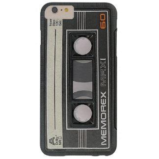 Capa Barely There Para iPhone 6 Plus Fita MRX 60 da cassete áudio de Memorex