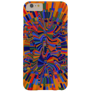 Capa Barely There Para iPhone 6 Plus Flor abstrata