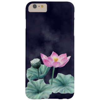 CAPA BARELY THERE PARA iPhone 6 PLUS FLOR DE LOTUS IPHONECASE DO FAIRYLAND
