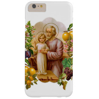 Capa Barely There Para iPhone 6 Plus Flor dos vegetais de fruta de Jesus do filho da