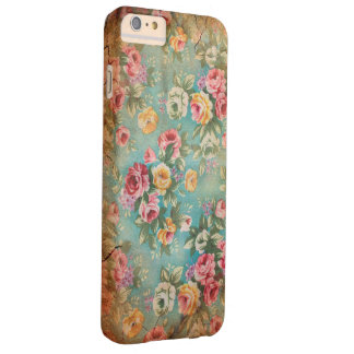 Capa Barely There Para iPhone 6 Plus Flores dos rosas