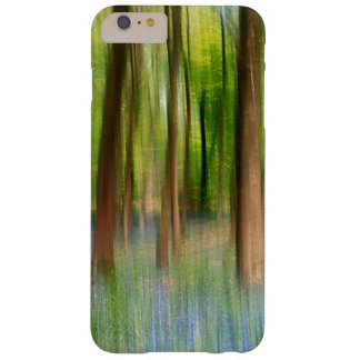 Capa Barely There Para iPhone 6 Plus Floresta BRITÂNICA do carvalho do Bluebell de