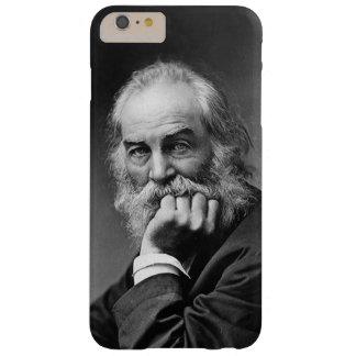 Capa Barely There Para iPhone 6 Plus Folhas de Walt Whitman da grama