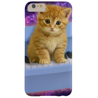 Capa Barely There Para iPhone 6 Plus Gato do piano