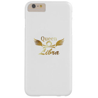 Capa Barely There Para iPhone 6 Plus GIF do aniversário do sinal do zodíaco do Libra da