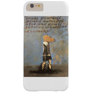 Capa Barely There Para iPhone 6 Plus Guerreiro
