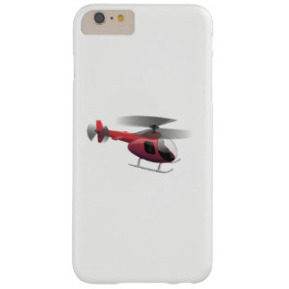 Capa Barely There Para iPhone 6 Plus Helicóptero