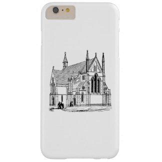 Capa Barely There Para iPhone 6 Plus Igreja