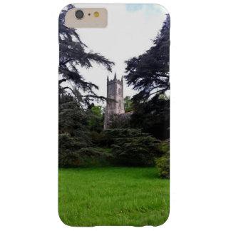 Capa Barely There Para iPhone 6 Plus Igreja no castelo Leslie