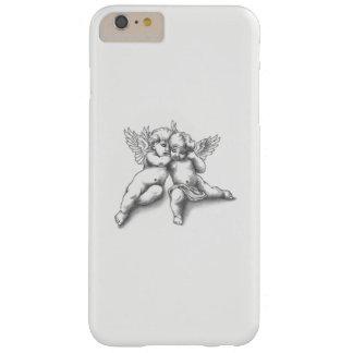CAPA BARELY THERE PARA iPhone 6 PLUS IMPRESSÃO DA ARTE DOS QUERUBINS PARA O COBRIR DO