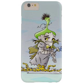 Capa Barely There Para iPhone 6 Plus iPhone 6/6s BT da MANTEIGA de FRANKY